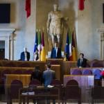 BILANCIO, AL VIA SEDUTA CONSIGLIO: RAGGI NON IN AULA - FOTO 1