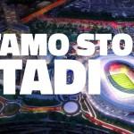 #FamoStoStadio