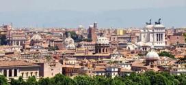 ROMA, SAN VALENTINO TRA LE VIE E LE VEDUTE ROMANE