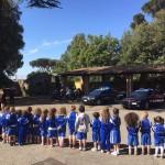 Un momento dell'iniziativa (Foto Carabinieri)