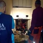 Gruppo elettrogeno (Foto polizia locale di Roma capitale)