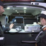 Controlli (Foto polizia locale di Roma Capitale)