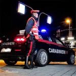 ladro carabinieri