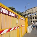 """""""Metro C"""" cantieri a rischio chiusura, lo stop annunciato per il 9 Agosto"""