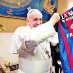 sport_calcio_estero_papa_francesco_maglia_san_lorenzo_03_ansa