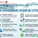 SICCITÀ, MONTANARI: ROMA GIÀ STA FACENDO LA SUA PARTE INVESTENDO - FOTO
