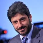 Roberto Fico ospite della trasmissione televisiva In mezz'ora