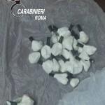Parte della droga sequestrata dai Carabinieri (2)