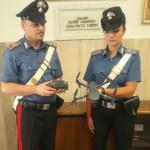 ROMA CENTRO - Il drone sequestrato dai Carabinieri (1)