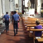 carabinieri chiesa