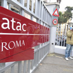 Sit-in di protesta davanti la sede ATAC