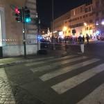 Chiusure piazza Barberini