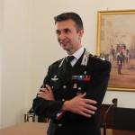 Tenente colonnello Pasqualino Toscani (Foto Omniroma)