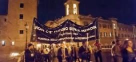 DOMENICA DA TRASTEVERE LA MARCIA IN RICORDO DELLA DEPORTAZIONE DEGLI EBREI DI ROMA