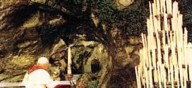 OLTRE 1200 PELLEGRINI A LOURDES CON L'UNITALSI NEL SEGNO DI GIOVANNI PAOLO II