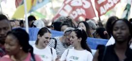 OGGI IN MIGLIAIA IN PIAZZA A ROMA CONTRO IL RAZZISMO