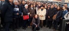 INZIATO IL VIAGGIO DELLA MEMORIA, CON LA RAGGI OLTRE 128 STUDENTI ROMANI