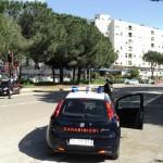 Carabinieri a Tor Bella Monaca