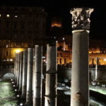 Fori Imperiali, luci da Oscar per il Natale di Roma 11-2