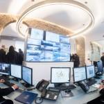 Nuova centrale operativa carabinieri (Foto Omniroma)