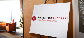APRE LA PRIMA BOUTIQUE 'DRESS FOR SUCCESS' PER DONNE IN DIFFICOLTA'