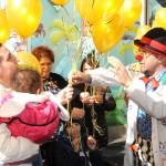 L'iniziativa (Foto Ospedale Bambino Gesù)