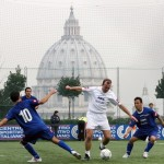 Gregoriana seminary football player Jose